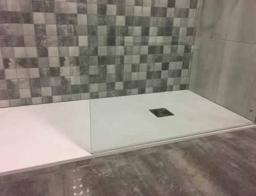 Reforma completa de cuarto de baño en Campos Crespo