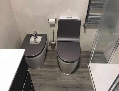 Un baño de diseño